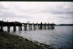 wharf Masset inlet